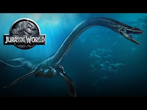 Jurassic World 2 -  Plesiosaur Discussion