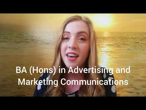 Advertising and Marketing Communications at TU Dublin