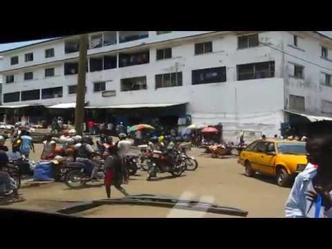 Дорогами Африки (Либерия)