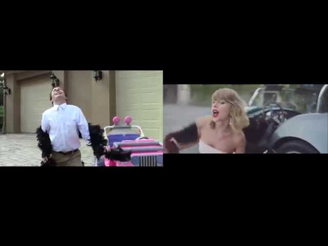 Blank Space Side by Side