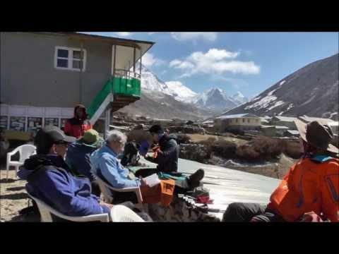 The Island Peak - The Spiritual Mountain of Healing 'The Himalayas'