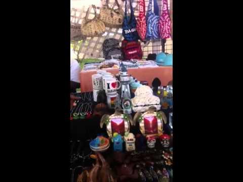 Freeport Bahamas shopping