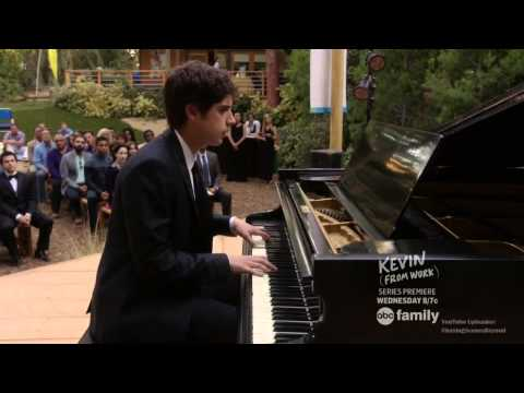 The Fosters 3x09: Brandon & Callie #1 | Brandon's performance