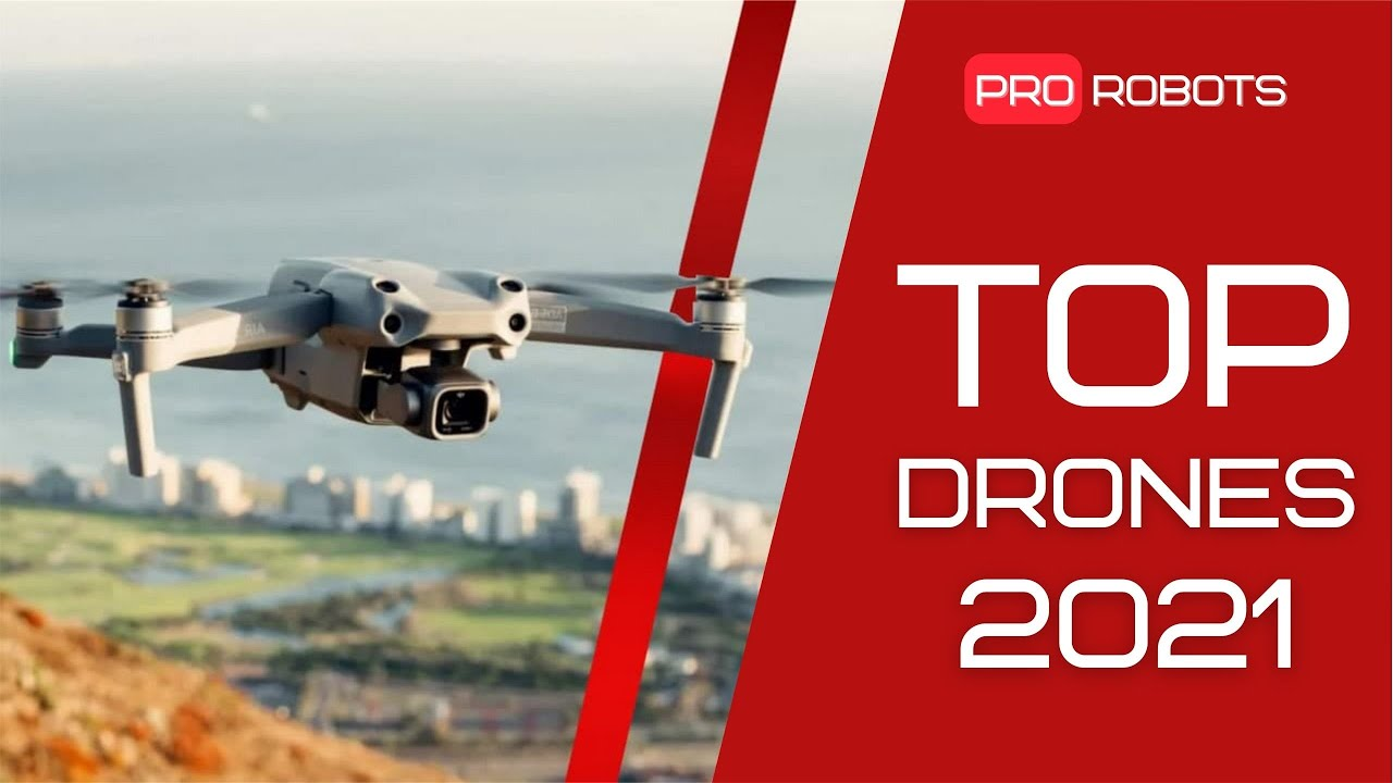Top coolest drones | The best drone with a camera and a racing drone