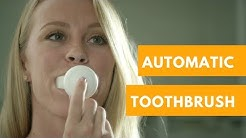 Amabrush Is a Fully Automated and Time-Saving New Toothbrush