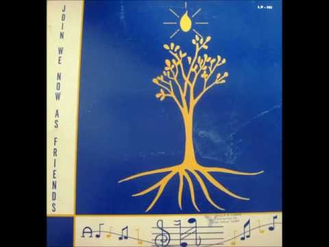 Here We Are by Ray Repp Folk Mass Song by Sacred Heart HS Choir Ville Platte, La. Circa 1970