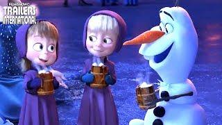『リメンバー・ミー』同時上映作品の『アナと雪の女王/家族の思い出』...