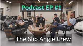 Unnamed Podcast - The Slip Angle Crew
