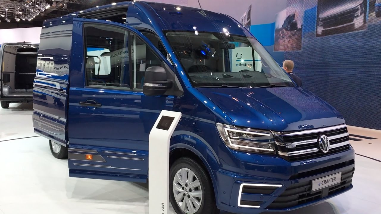 volkswagen e crafter 2017 in detail review walkaround. Black Bedroom Furniture Sets. Home Design Ideas