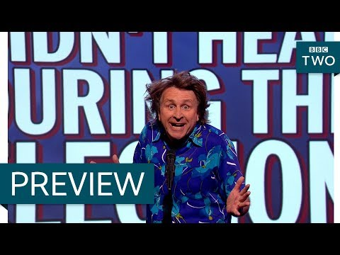 Things you didn't hear during the election - Mock the Week: 2017 - BBC Two