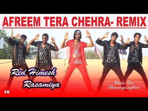 Afreen Tera Chehra Remix | Red | Bhola Sam...