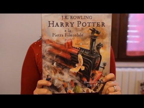 Harry Potter Camera Segreti Illustrato : Vlog harry potter e la pietra filosofale edizione illustrata