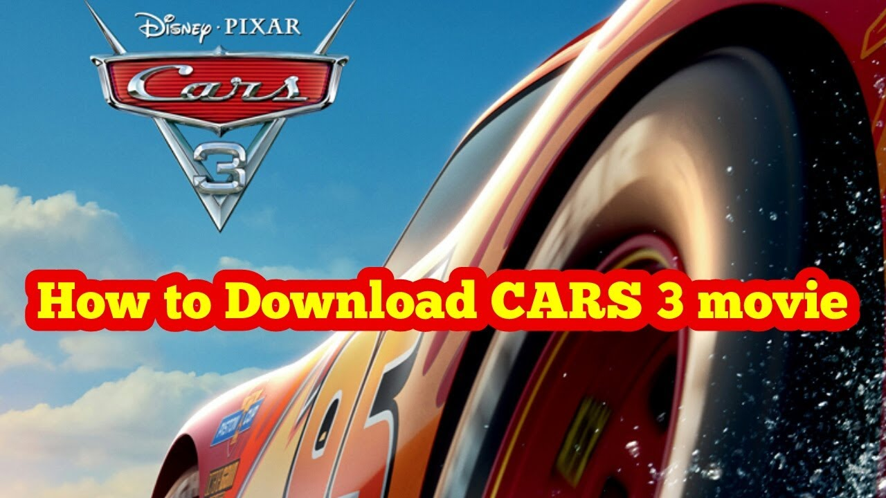Download Cars 3 Movie Hindi English Dubbed 1080p Youtube