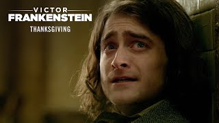 "Victor Frankenstein | ""The Doctor Is In"" TV Commercial [HD] 