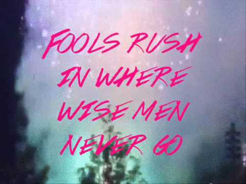 Fools Rush In by Bow Wow Wow (lyrics)