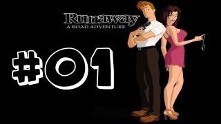 Zagrajmy w Runaway A Road Adventure cz. 1