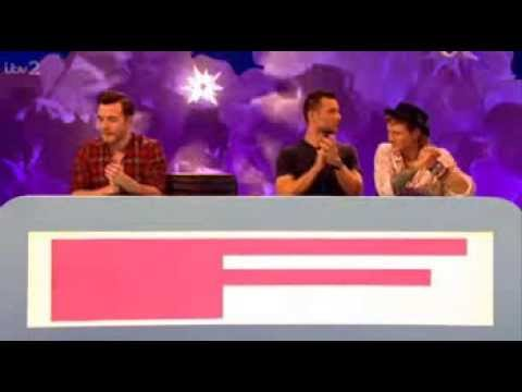 McFly - Dougie and Harry Celebrity Juice