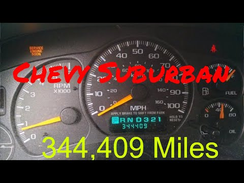 Should I Buy a Suburban with High Miles?