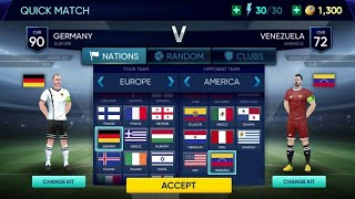 Germany Vs Venezuela 2 3 Soccer Cup 2020 Android Mobile Gameplay