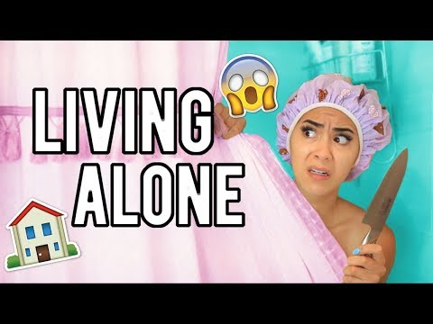 What Living ALONE is REALLY Like!