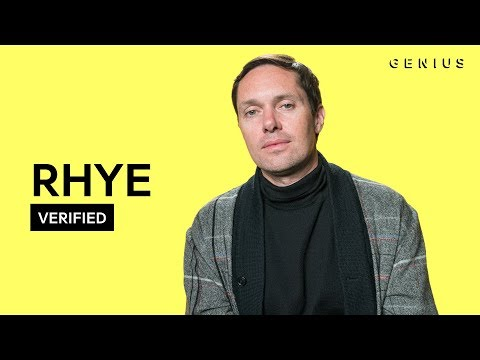 "Rhye ""Song For You"" Official Lyrics & Meaning 