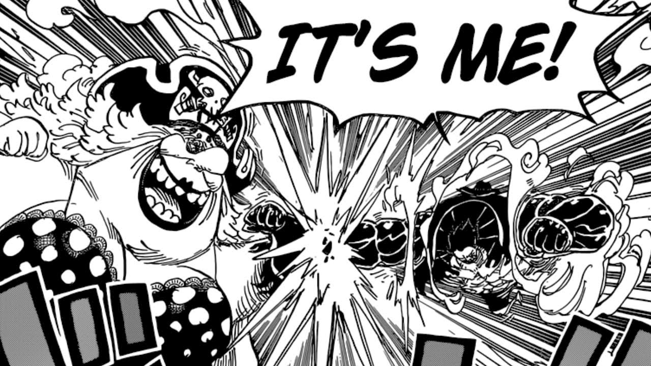 Luffy vs Big Mom