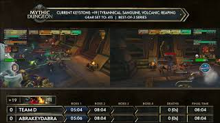 wow mdi spring cup finals day 3 and finals