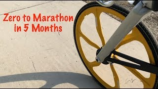 Zero to Marathon in 5 Months - Marathon Training - Day 4