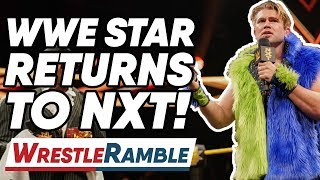 WWE Star RETURNS To NXT! WWE NXT May 22, 2019 Review | WrestleTalk's WrestleRamble