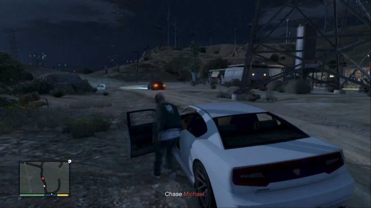 Lets play! GTA 5! - What happens when you kill Michael? End of Game