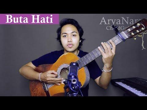 Chord Gampang (Buta Hati -Naif) by Arya Nara (Tutorial)