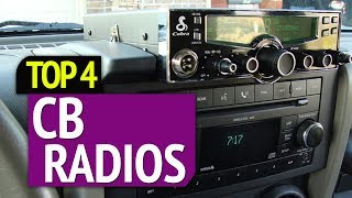 tOP 4: Best CB Radios 2019