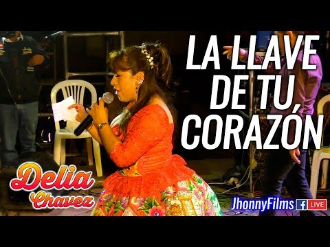 LA LLAVE DE TU CORAZON...(D.R.) DELIA CHAVEZ / 35 AÑOS DE FUNDACION ALTA PALOMA CAMPOY - SJL.