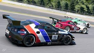 GT Sport - 2019 FIA Manufacturer Series Season 1 Round 5 (GT3 @ Fuji Speedway)