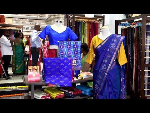Titan Launches First Taneira Store Banjara Hills Hyderabad
