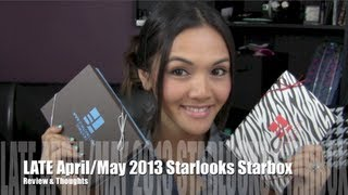 LATE April/May 2013 Starlooks Starbox Thumbnail