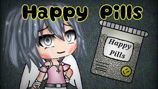 ~Happy Pills~ [Scarlet's Backstory + Перевод Клипа]
