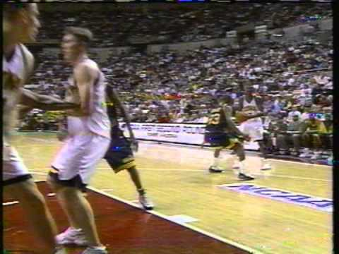 1996 NCAA Tournament - George Washington versus Iowa (Part 4)
