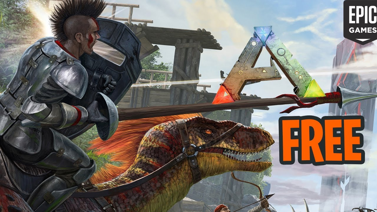 ARK Survival Evolved | Next Free Game On Epic Games Store ...