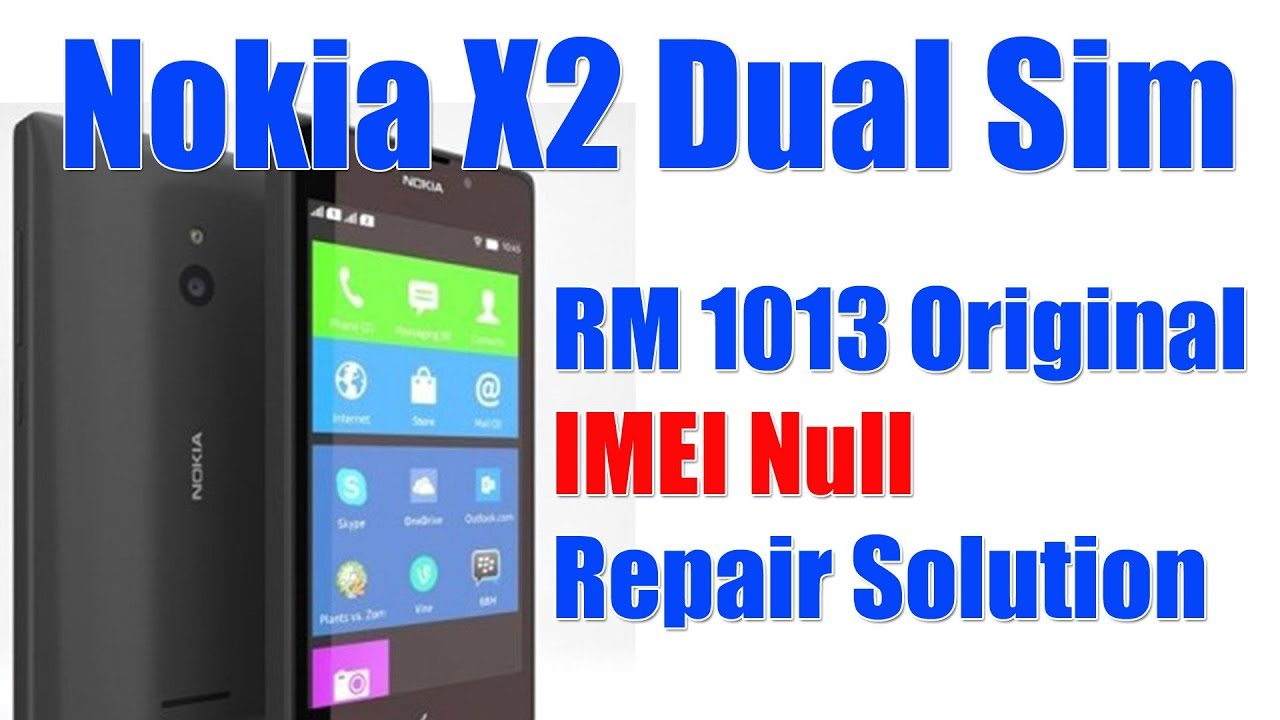 How to disassemble Nokia X2