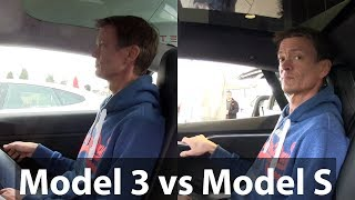 Model 3 has better headroom than Model S