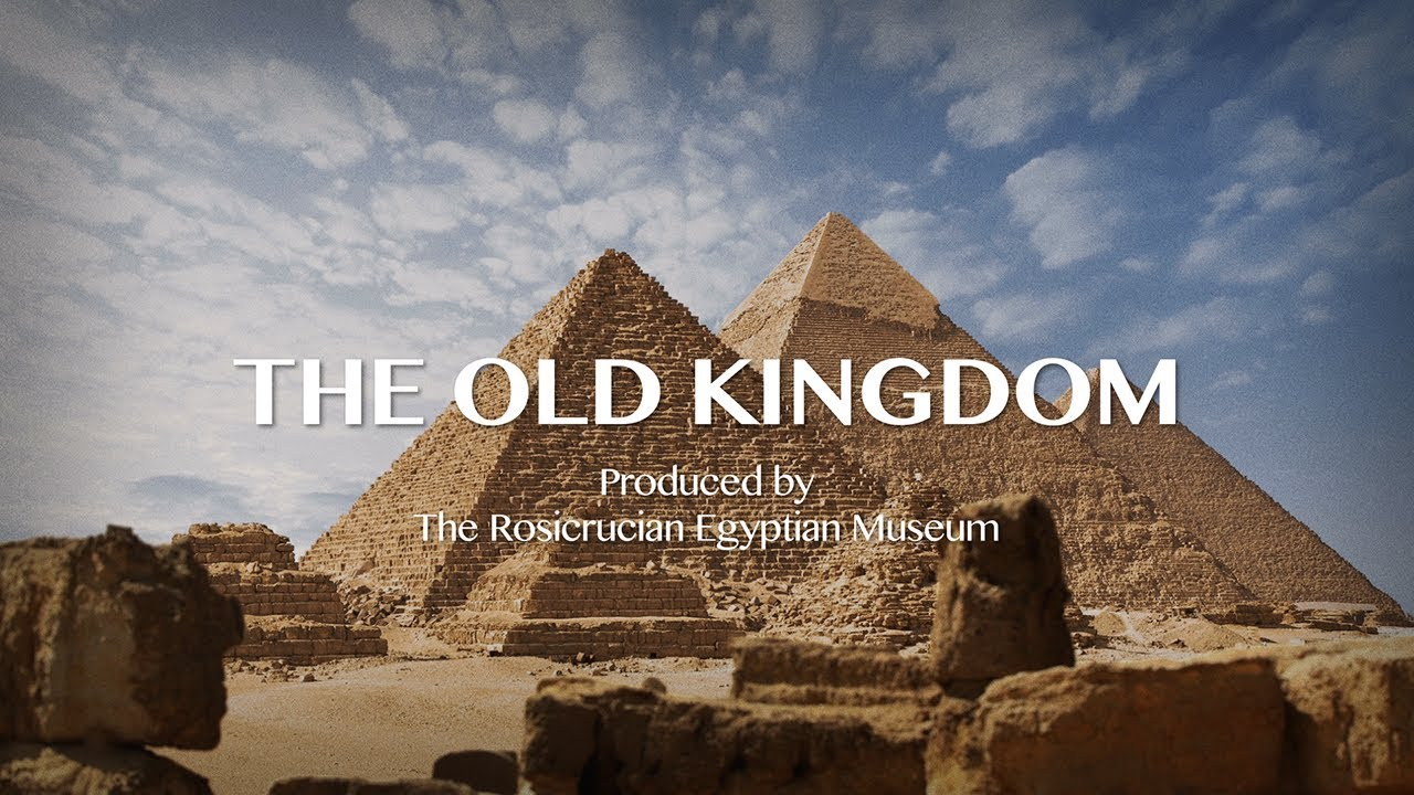 The Old Kingdom From Our Egyptian Museum To You Youtube