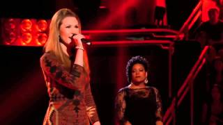 Knockout  Loren Allred    The Voice Video