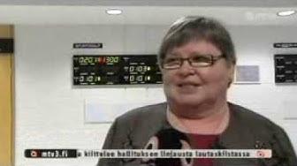 MTV3 Uutiset - Sarjamurhaaja jälleen oikeudessa.
