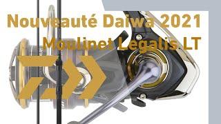 Daiwa - Moulinet Legalis LT