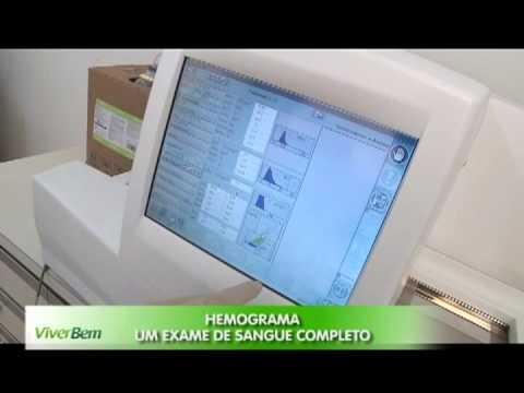 Видео O que e exame de hemograma