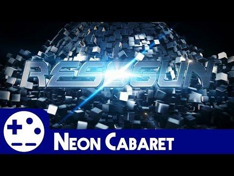 Resogun | Neon Cabaret