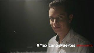"""Emmanuel Coss con Piano en comercial   """"Banorte Manos Fuertes"""""""