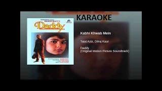 kabhi khwab mein ya khayal mein karaoke