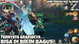 GRAPHICNYA GA SEBURUK YANG ORANG REVIEW!! MU ORIGIN 2 GAMEPLAY GAME MMORPG ANDROID IOS